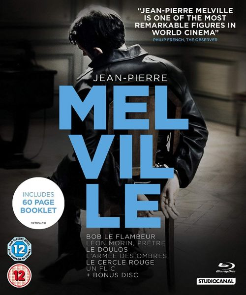 Jean-Pierre Melville Collection (Blu-ray Box Set)