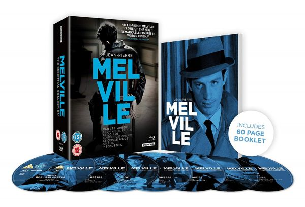 Jean-Pierre Melville Collection (Blu-ray Box Set) contents