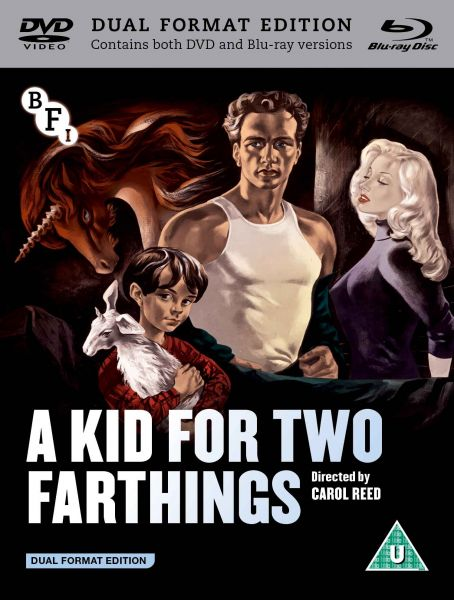 A Kid For Two Farthings (Dual Format Edition)