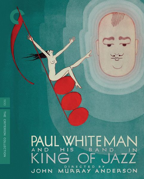 King of Jazz Blu-ray cover image