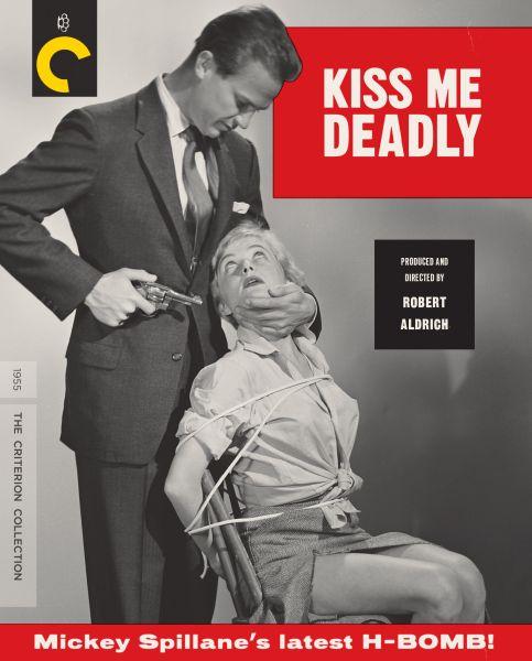 Kiss Me Deadly (Blu-ray)