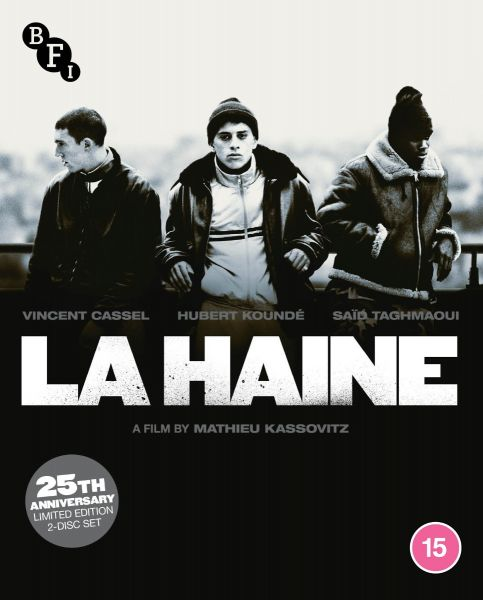 La Haine (2-Disc Blu-ray Set)
