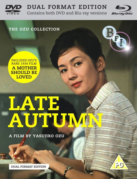 Late Autumn (Dual Format Edition)