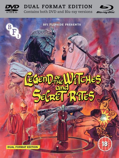 Legend of the Witches & Secret Rites
