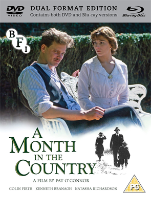 A Month in the Country Dual Format Edition