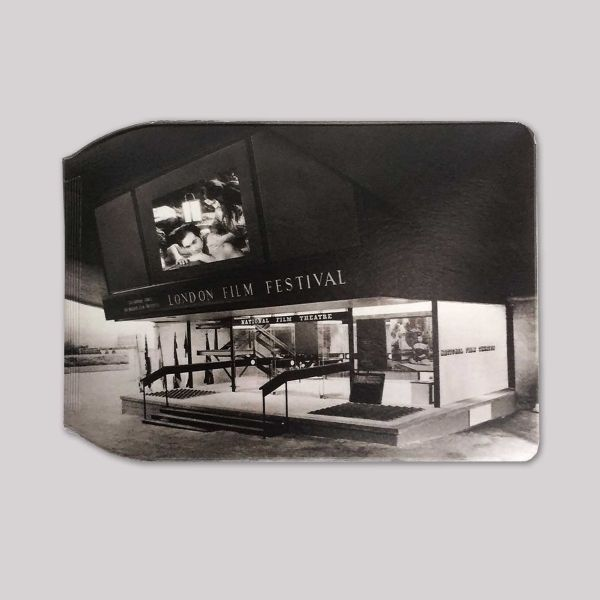National Film Theatre Travel Card Wallet