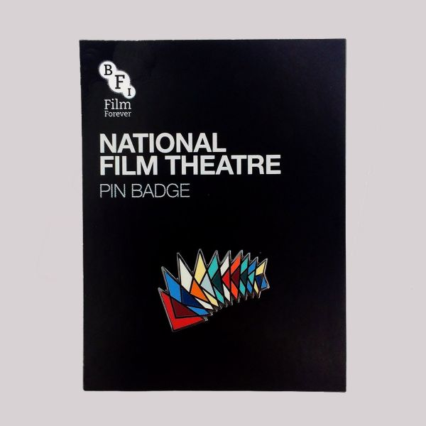 National Film Theatre Pin Badge