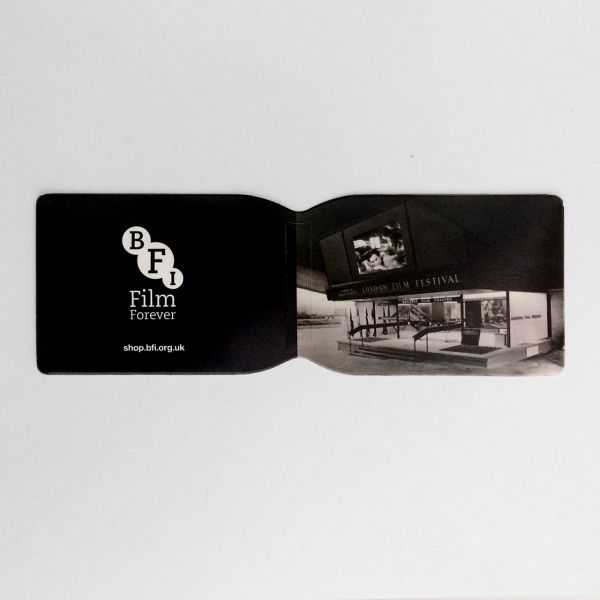 National Film Theatre Travel Card Wallet- full