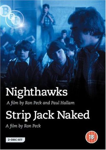 Nighthawks / Nighthawks II: Strip Jack Naked (2-DVD set)