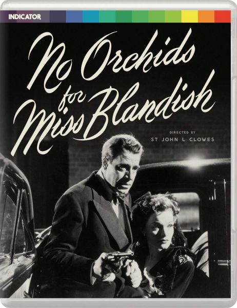 No Orchids for Miss Blandish Blu-ray