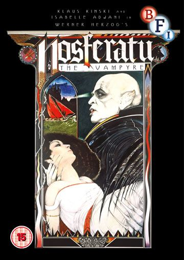 Nosferatu The Vampyre (DVD)
