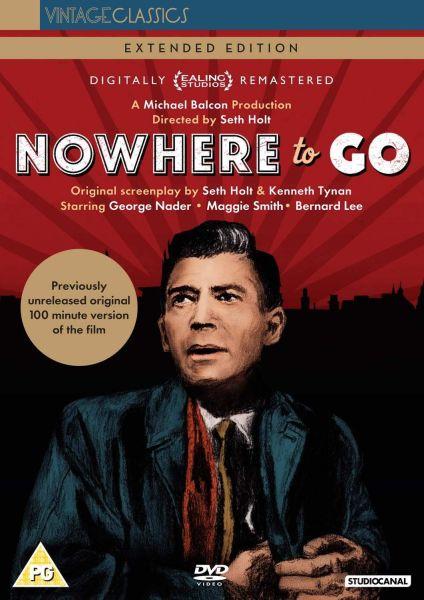 Nowhere To Go DVD