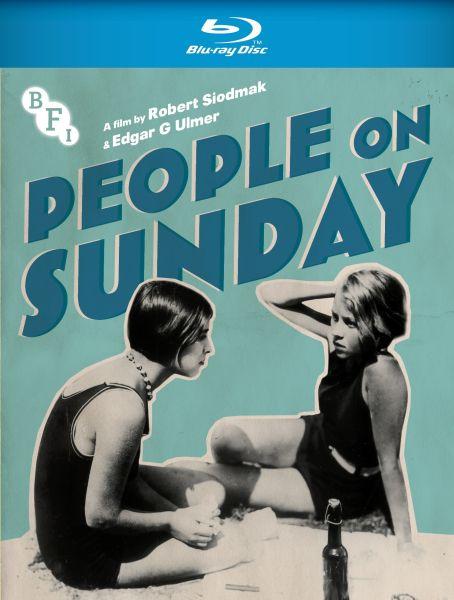 People on Sunday (Blu-ray)