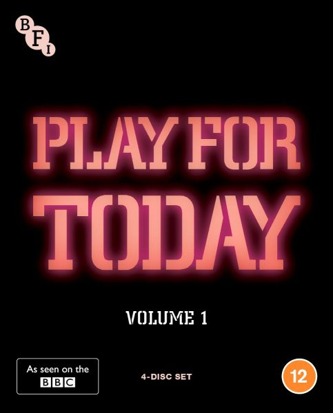 Play For Today Volume One (4-Disc Blu-ray Box Set)