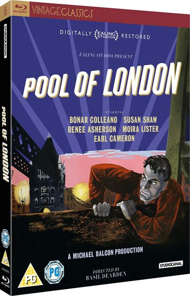 Pool of London DVD pack shot