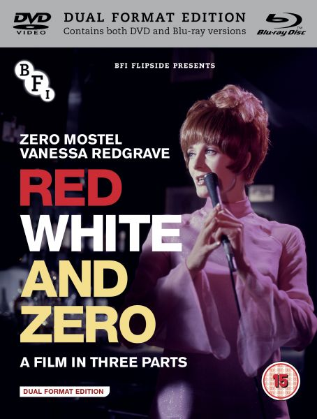 Red, White and Zero (Dual Format Edition)