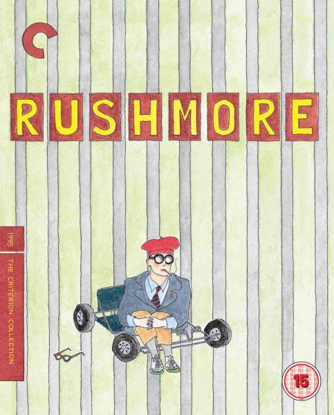 Rushmore Blu-ray