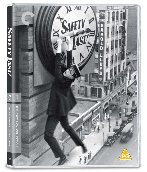 Safety Last! (Blu-ray)