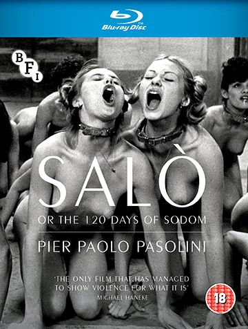 Salò (2-disc Blu-ray)