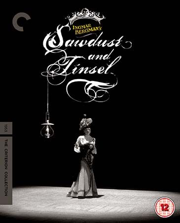 Sawdust and Tinsel (Blu-ray)