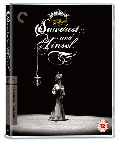 Sawdust and Tinsel (Blu-ray) pack shot