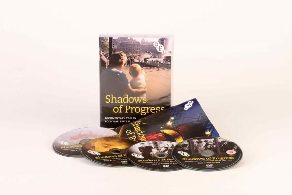Shadows of Progress (4-DVD set)