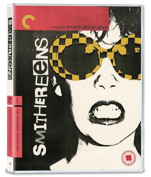 Smithereens Blu-ray pack shot