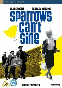Sparrows Can't Sing DVD cover image