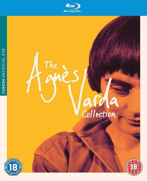 The Agnès Varda Collection (8 Blu-ray Box Set)