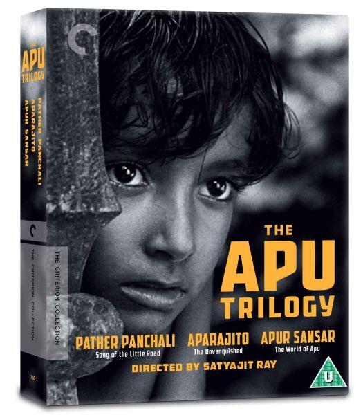 The Apu Trilogy (Blu-ray)