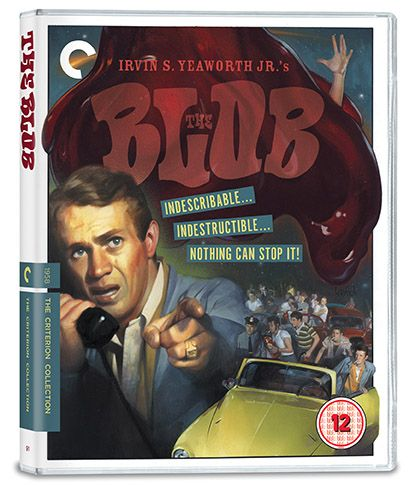 The Blob Blu-ray pack shot