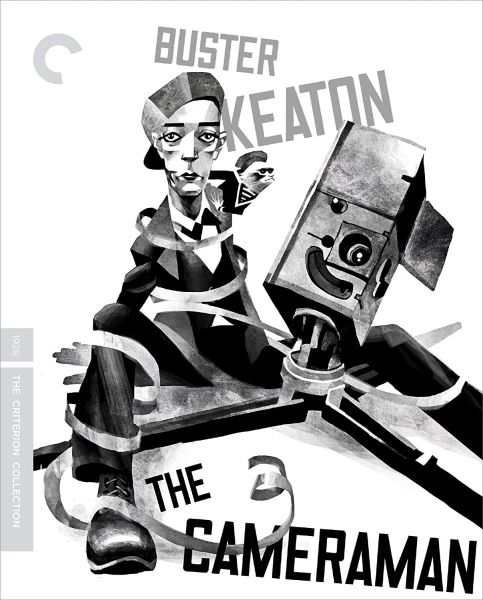 The Cameraman (Blu-ray)