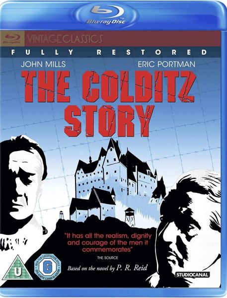 The Colditz Story Blu-ray