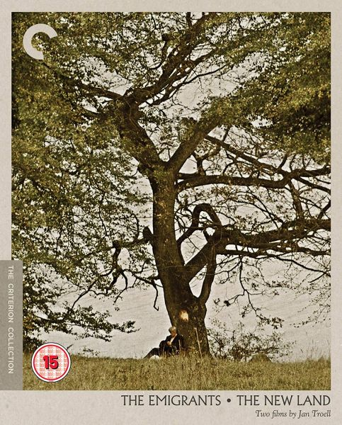 The Emigrants + The New Land (Blu-ray)