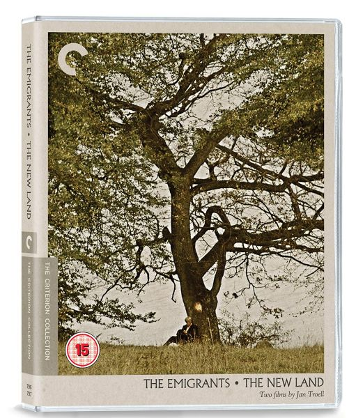 The Emigrants + The New Land Blu-ray