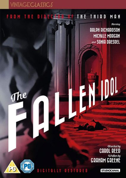 The Fallen Idol DVD