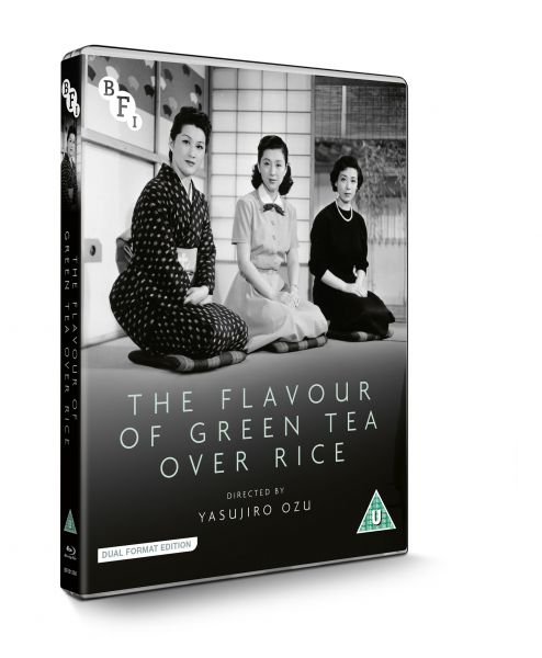 The Flavour of Green Tea Over Rice (Dual Format Edition)