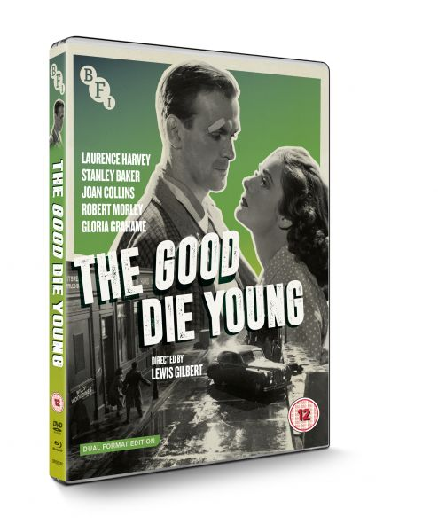 Pre-Order: The Good Die Young (Dual Format Edition)