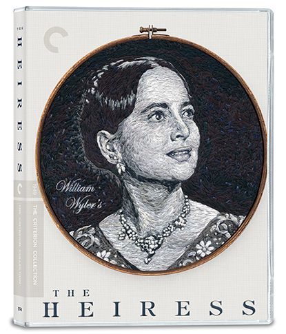 The Heiress Blu-ray packshot