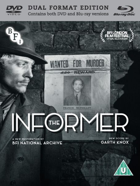 The Informer Dual Format Edition