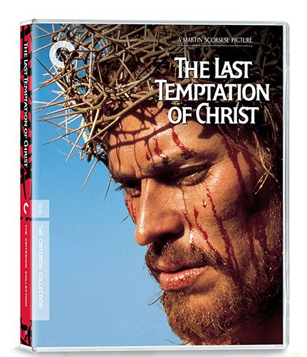 The Last Temptation of Christ (Blu-ray) pack shot