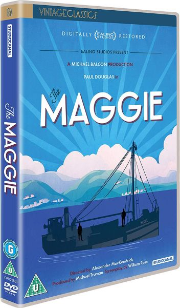 The Maggie DVD pack shot