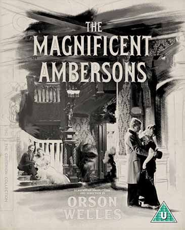 The Magnificent Ambersons Blu-ray