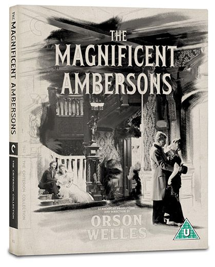 The Magnificent Ambersons Blu-ray pack shot