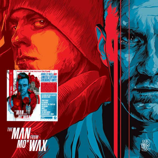 The Man From Mo'Wax Soundtrack LP