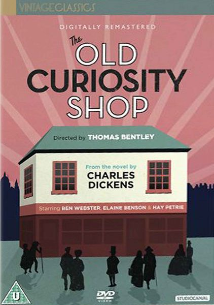 The Old Curiosity Shop DVD