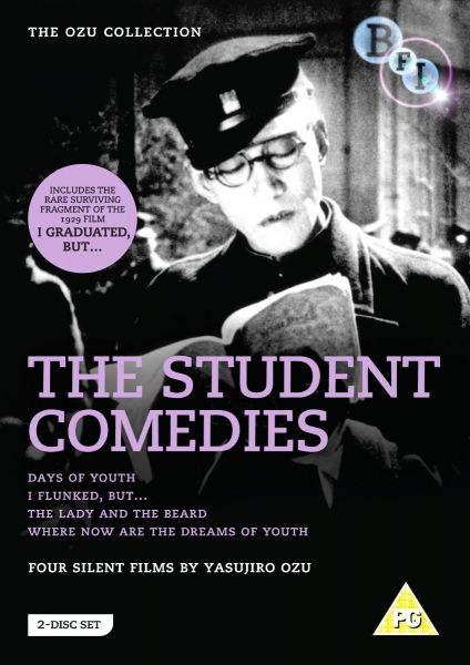 The Ozu Collection: The Student Comedies (2-DVD Set)