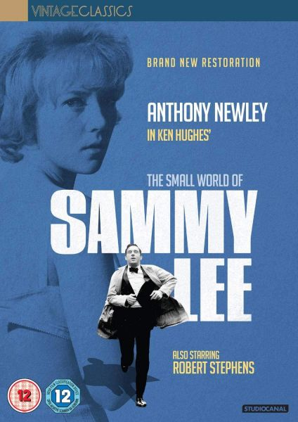 The Small World of Sammy Lee DVD cover image