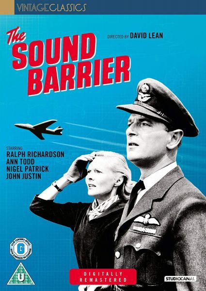The Sound Barrier DVD cover image
