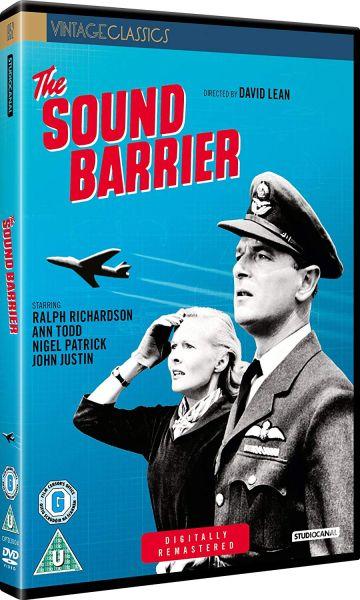 The Sound Barrier DVD pack shot